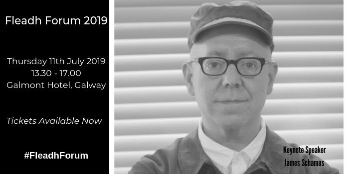 WRAP Fund Announces A New Look Fleadh Forum 2019 With Keynote Speaker James Schamus