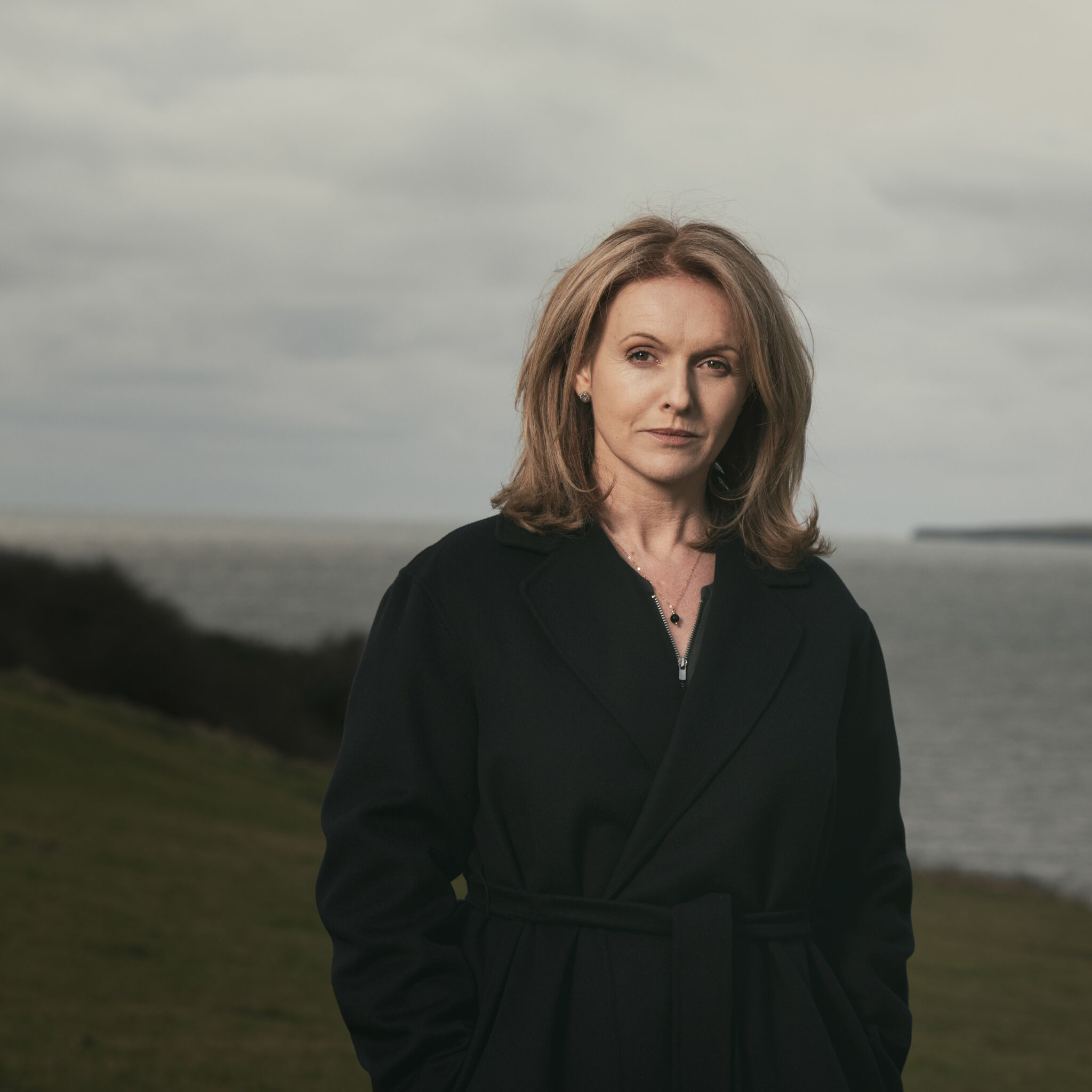Dervla Kirwan and Seána Kerslake star in 'Smother' currently shooting in Co. Clare
